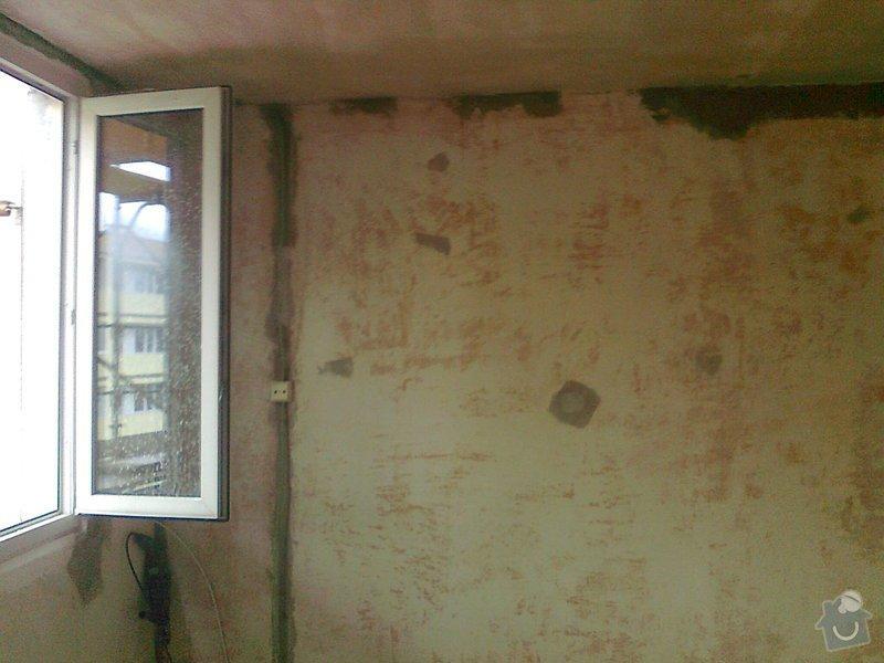 Částečná rekonstrukce obývacího pokoje: 004