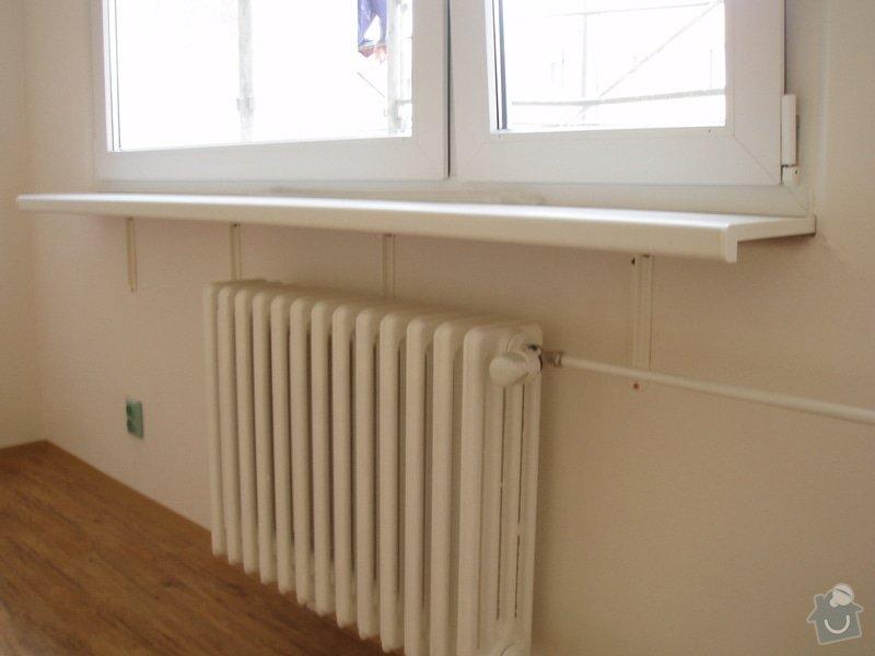 Částečná rekonstrukce obývacího pokoje: 194