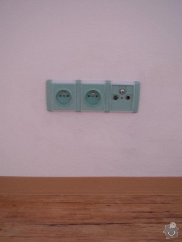 Částečná rekonstrukce obývacího pokoje: 196