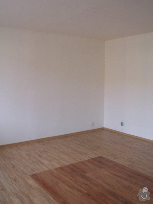 Částečná rekonstrukce obývacího pokoje: 195