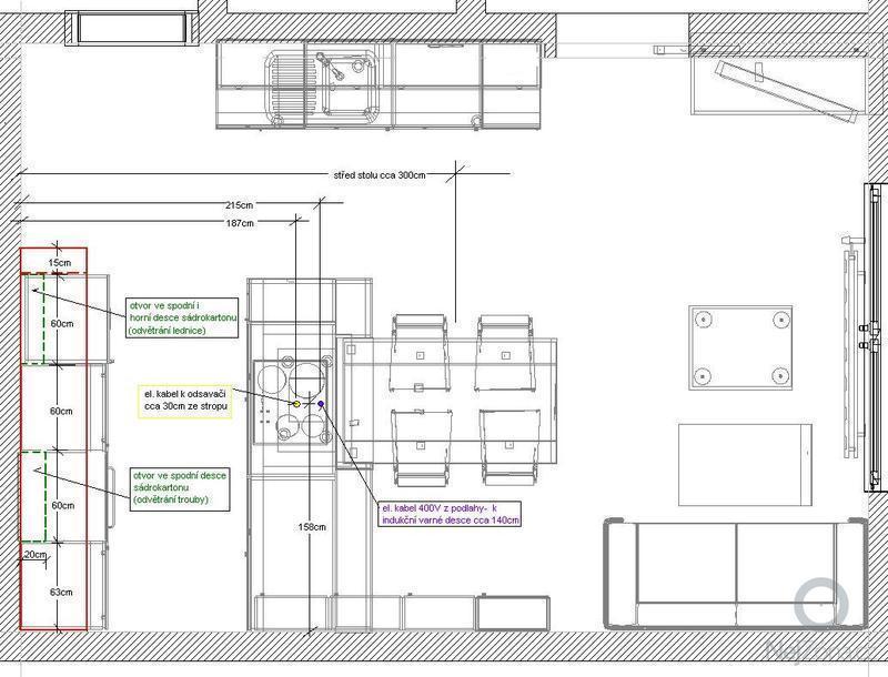 Návrh a zhotovení kuchyňské linky, dodání včetně spotřebičů: p_Beloch_A0311_5
