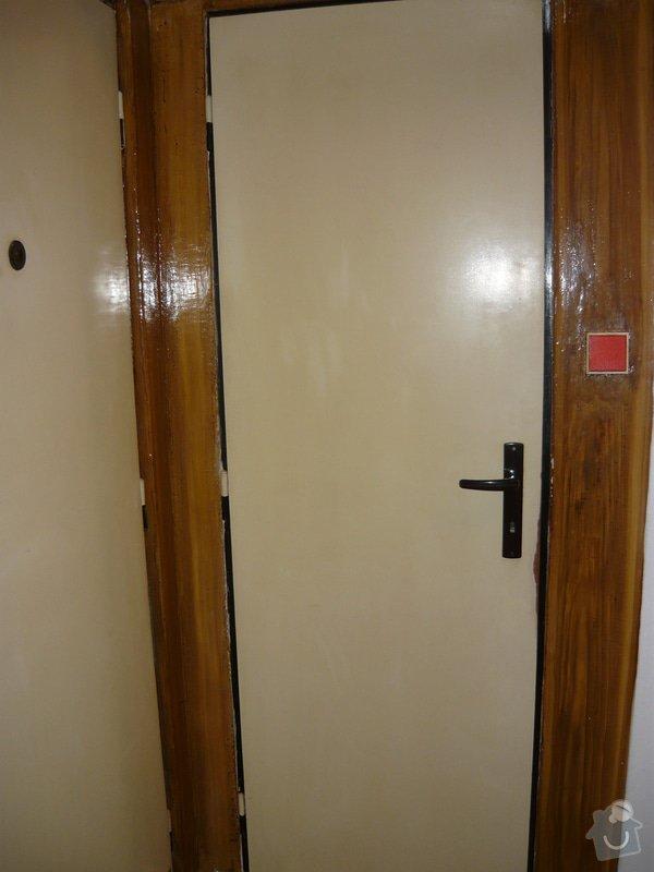 Renovaci dveří 6 ks: 002