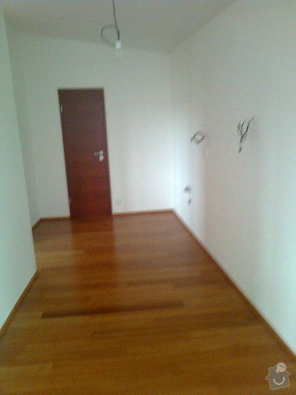Posunutí dveří v SDK a výměna za posuvné s pouzdrem: Fotografie0050