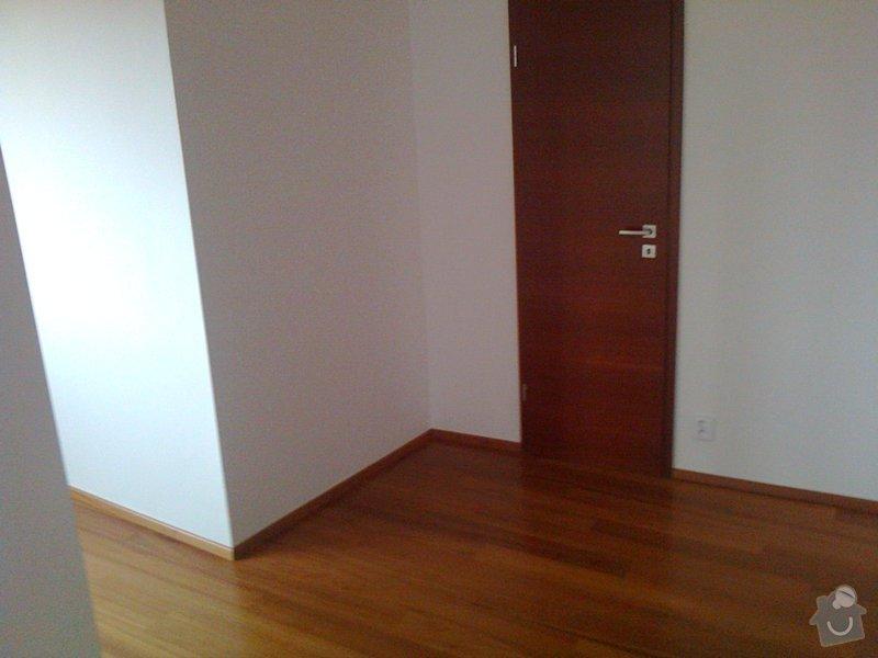 Posunutí dveří v SDK a výměna za posuvné s pouzdrem: Fotografie0051
