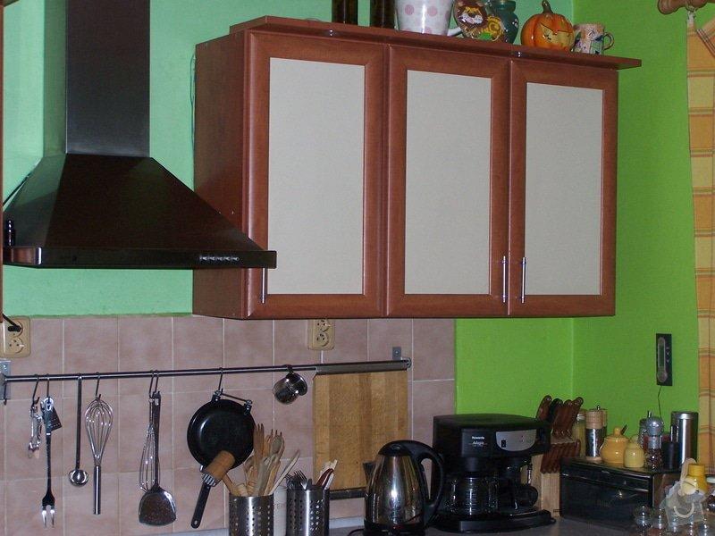 Rekonstrukce kuchyňské linky - dvířka: 103_4821