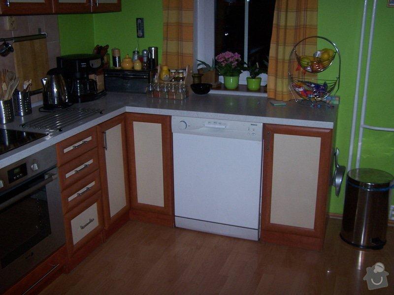 Rekonstrukce kuchyňské linky - dvířka: 103_4818