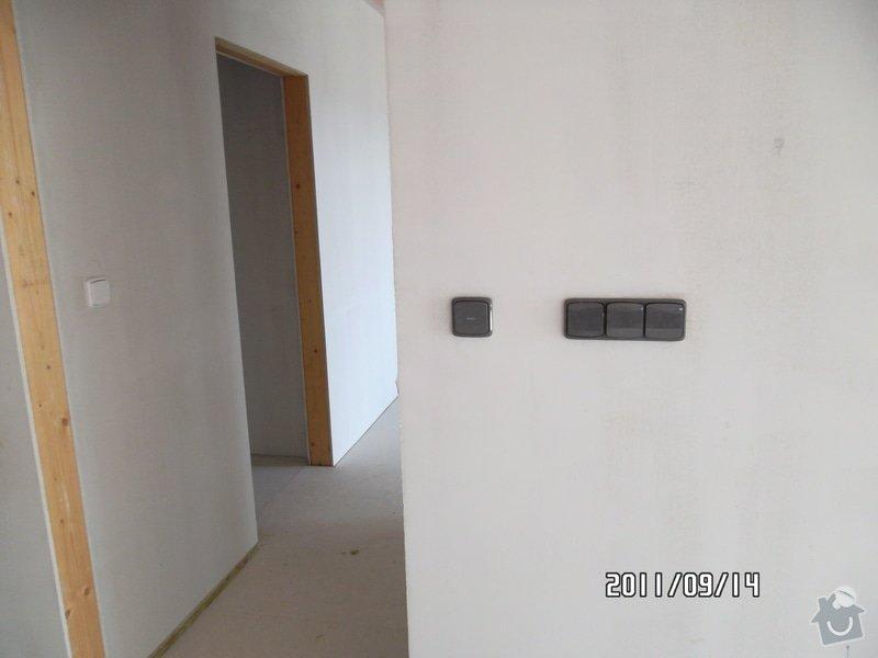 Kompletní elektroinstalace Vehlovice: SAM_0918