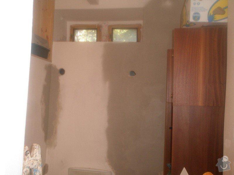 Malba bytu s výskytem vlhka a plísní: 6