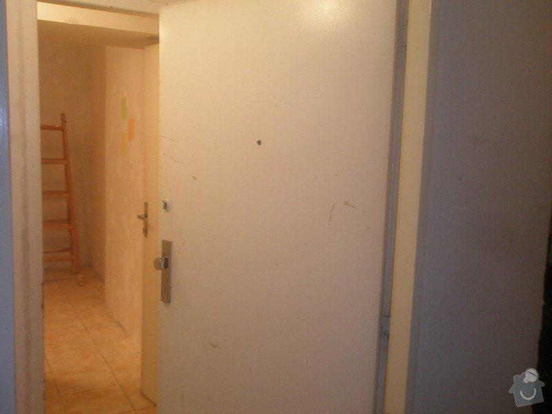 Malba bytu s výskytem vlhka a plísní: 12