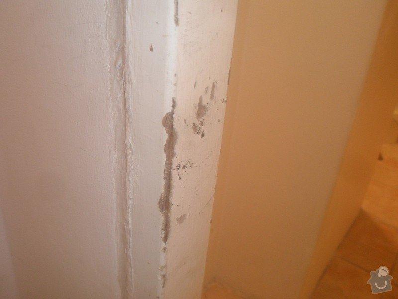 Malba bytu s výskytem vlhka a plísní: 10