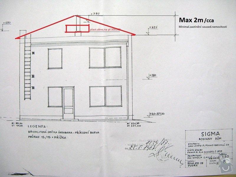 Přestavbu střechy rodinn.domku: IMG_5195