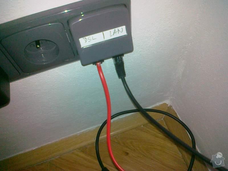 Datové zásuvky - internet: 27102011342