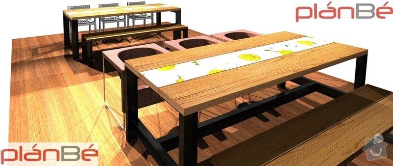 Výroba kovových podnoží z válcovaných profilů: stoly3D_finalA6