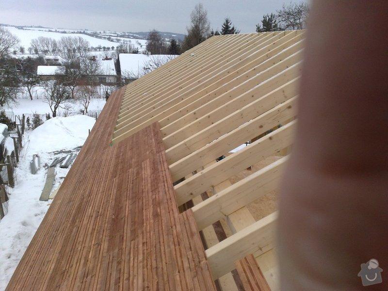 Montáž dřevostavby: 13022010469