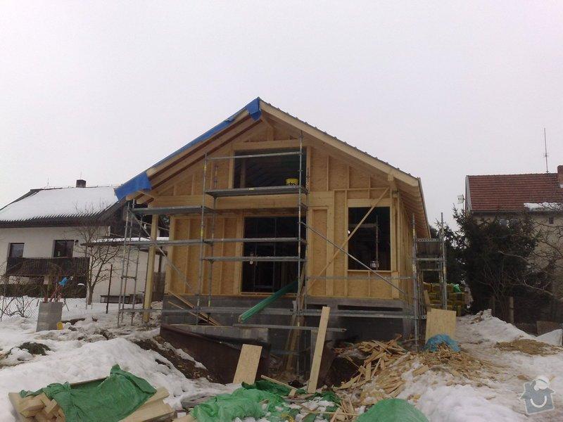 Montáž dřevostavby: 22022010487