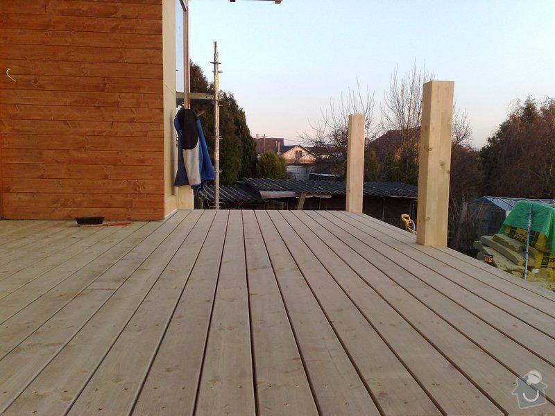 Montáž dřevostavby: 22032010511