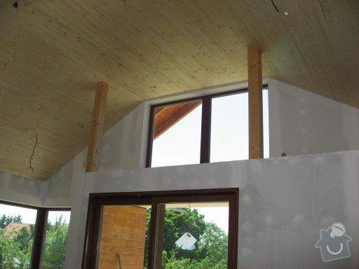 Montáž dřevostavby: IMG_9827