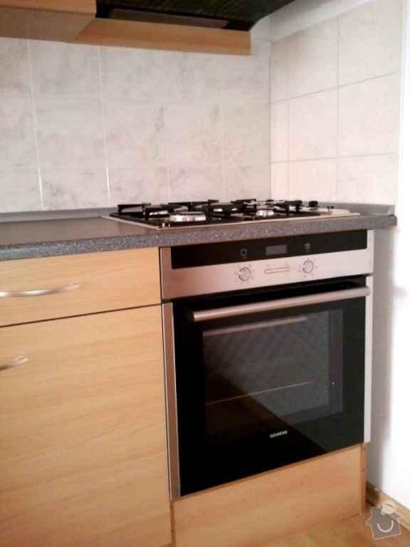 Oprava kuchyně: Fotografie0164