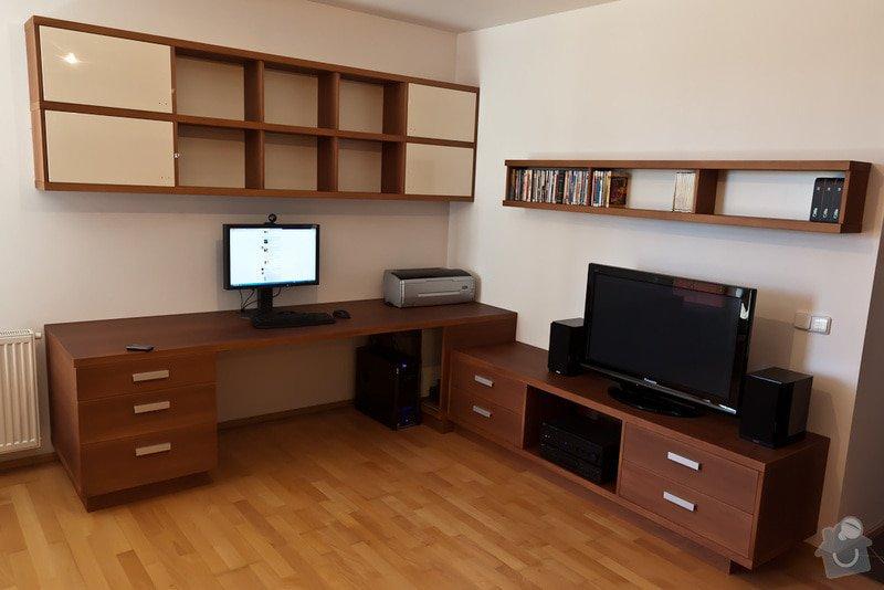 Zakázkový nábytek do obývacího pokoje: 5863