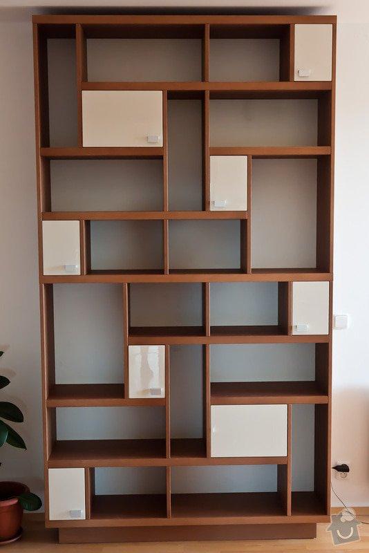 Zakázkový nábytek do obývacího pokoje: 5871