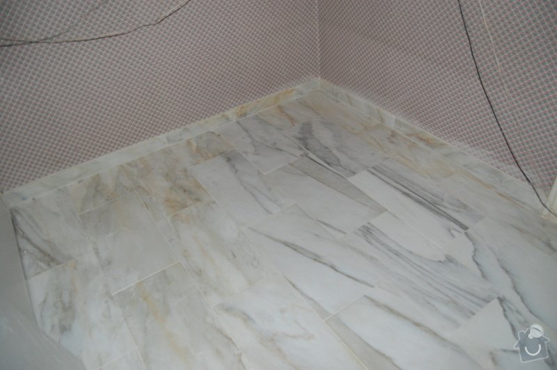 Mramorová podlaha: DSC_1447
