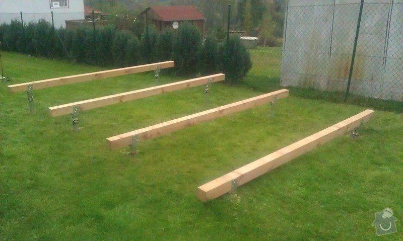 Zahradní domek Bear County Trendy 7150: IMAG0738