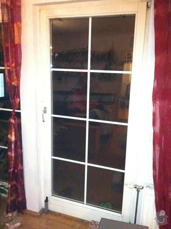 Opravu balkonových dveří - zavírání: Balkonove_dvere