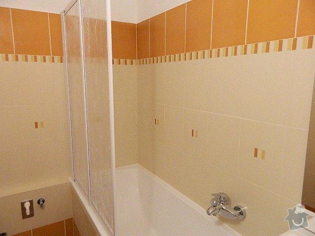 Komplexní rekonstrukce bytového jádra,kuchyně, dodání a montáž plastových oken: DSCN1045