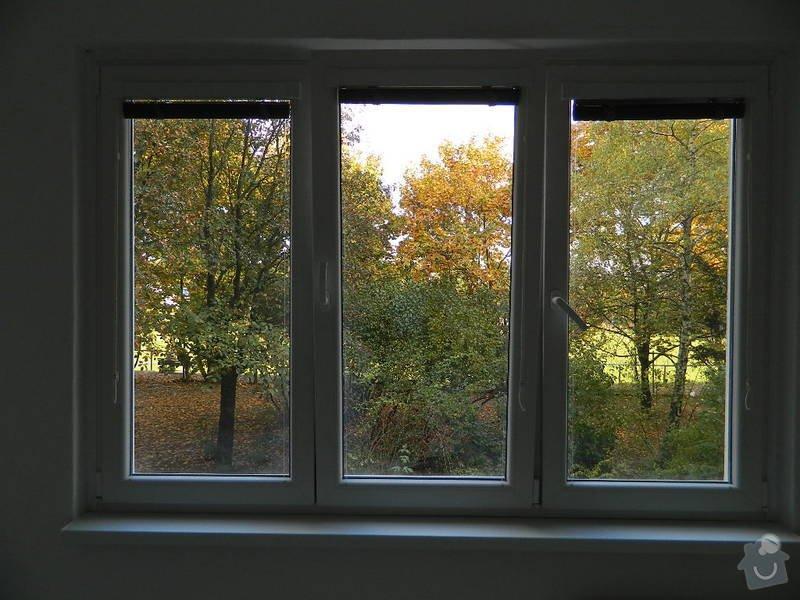 Komplexní rekonstrukce bytového jádra,kuchyně, dodání a montáž plastových oken: DSCN1076