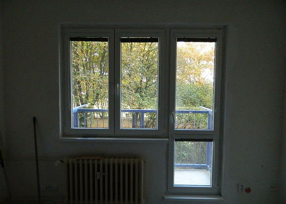 Komplexní rekonstrukce bytového jádra,kuchyně, dodání a montáž plastových oken