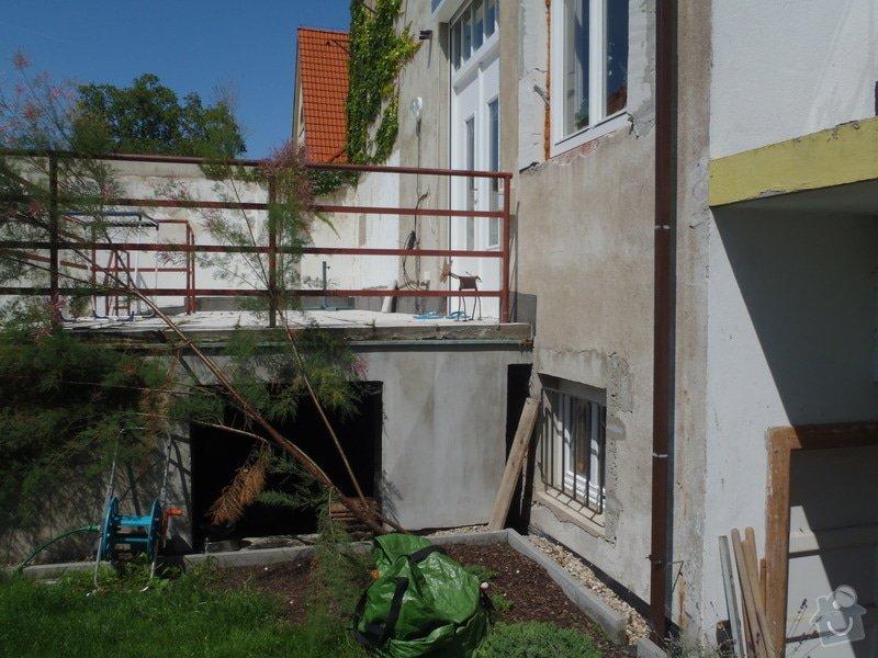 Rekonstrukce fasády Poděbrady: P8020219