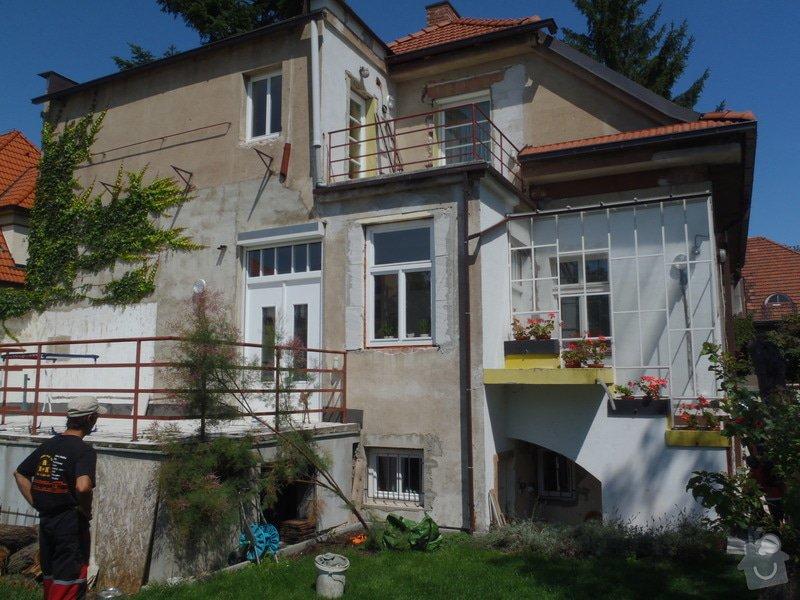Rekonstrukce fasády Poděbrady: P8020220