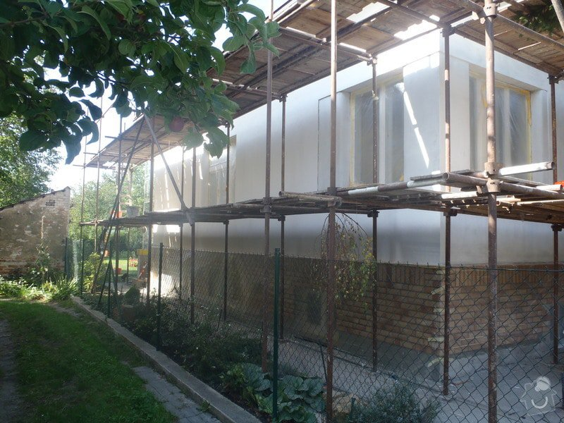 Rekonstrukce fasády Poděbrady: P9040003