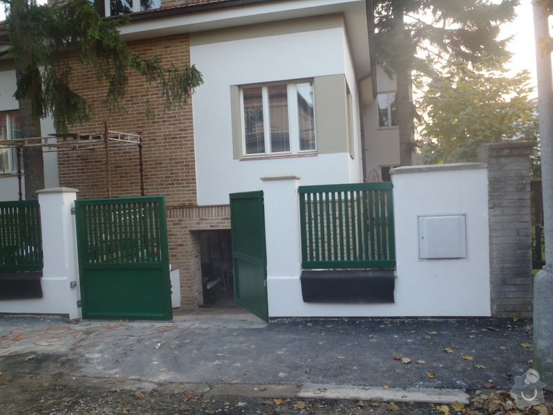 Rekonstrukce fasády Poděbrady: PA310441