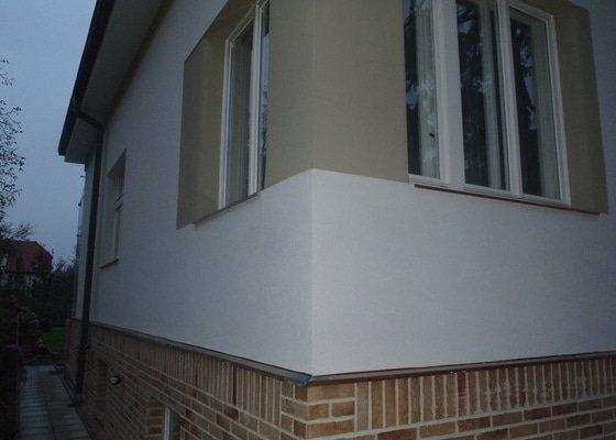 Rekonstrukce fasády Poděbrady