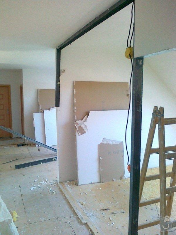 Bourací práce,montáž akustické QSB podlahy: 0_004
