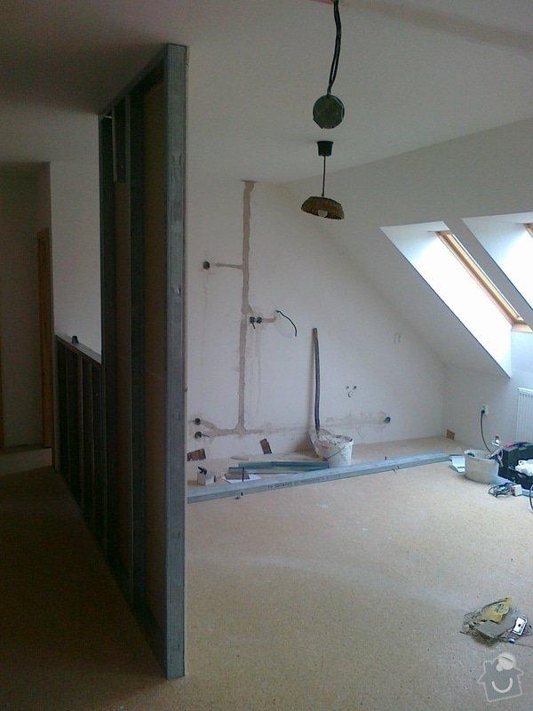 Bourací práce,montáž akustické QSB podlahy: 0_014