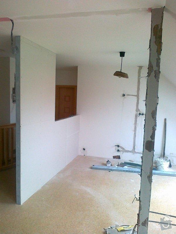 Bourací práce,montáž akustické QSB podlahy: 0_013