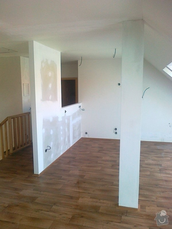 Bourací práce,montáž akustické QSB podlahy: 0_016