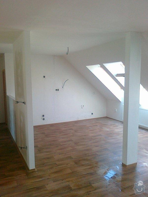 Bourací práce,montáž akustické QSB podlahy: 0_017