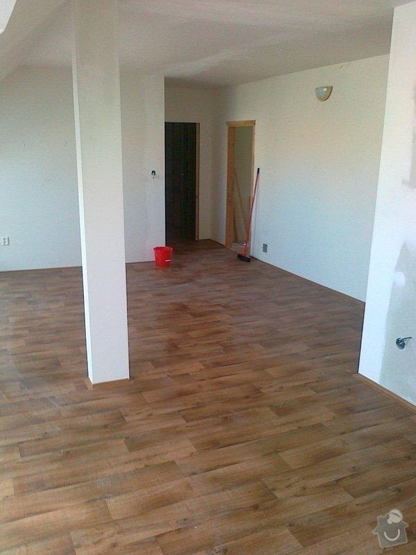 Bourací práce,montáž akustické QSB podlahy: 0_020
