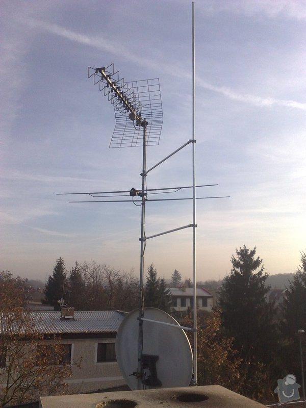 Oprava HROMOSVODU po rekonstrukci střechy + revize: 141120111016