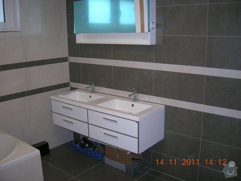 Obložení koupelen a WC: DSCN4190
