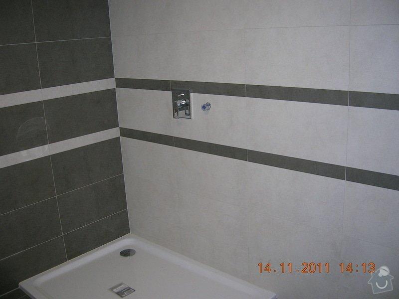 Obložení koupelen a WC: DSCN4191
