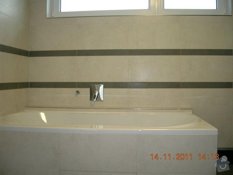 Obložení koupelen a WC: DSCN4192
