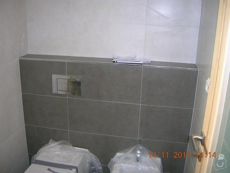 Obložení koupelen a WC: DSCN4195