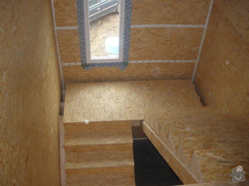Dodávka a montáž - plastová okna v dřevostavbě: PA280390