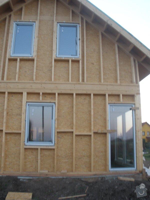 Dodávka a montáž - plastová okna v dřevostavbě: PA220363_kopie