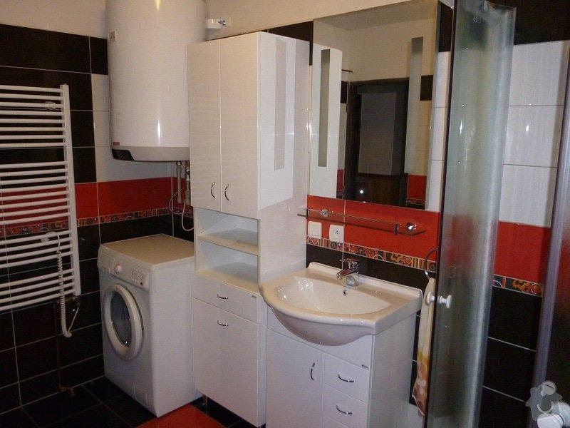 Rekonstrukce koupelny: 19.11.2