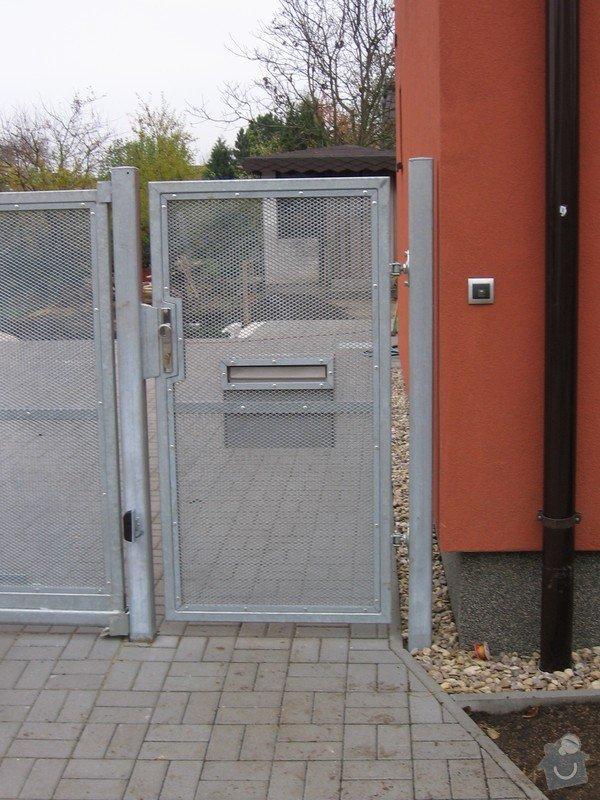 Samonosná brána a branka.: IMG_2501
